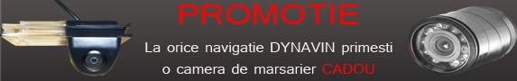 promotie camera gratis pentru dvd auto dynavin