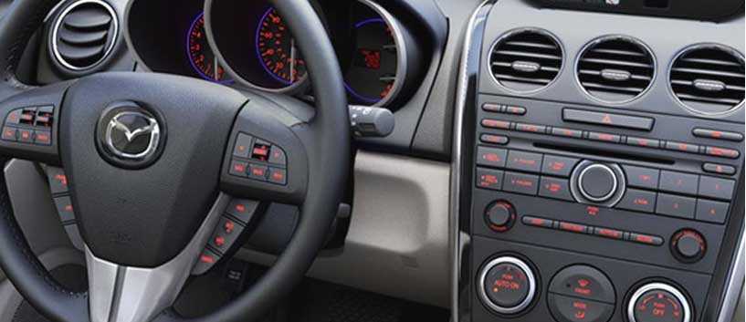 mazda_cx-7 dvd auto navigatie comenzi volan