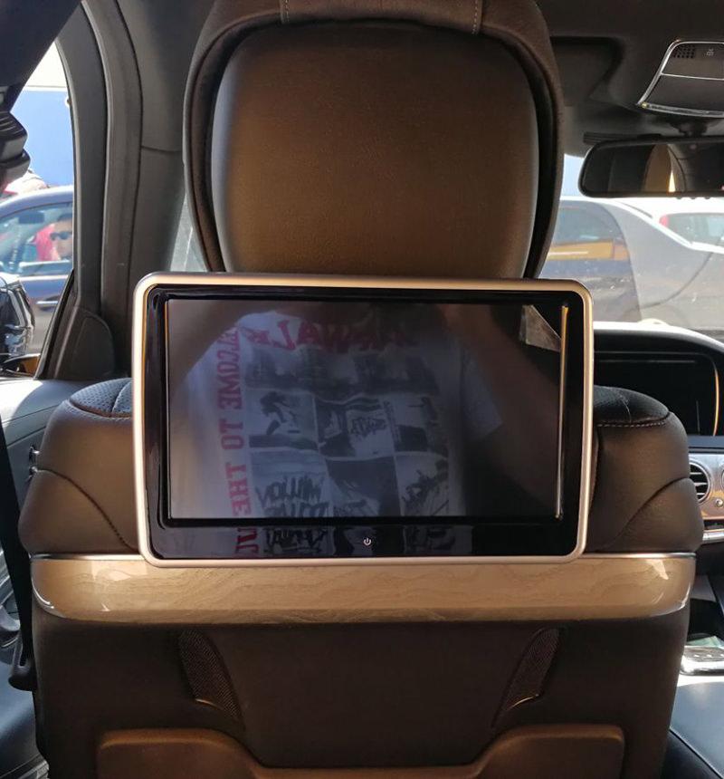 tetiera auto cu ecran de 10 inch